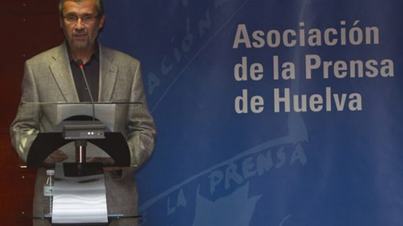 Rafael Terán, presidente de la Asociación de la Prensa, premio Martín Alonso Pinzón a los Valores Constitucionales