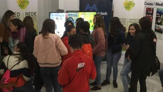 Cientos de estudiantes españoles y portugueses conocen el proyecto 'Sabor Sur'