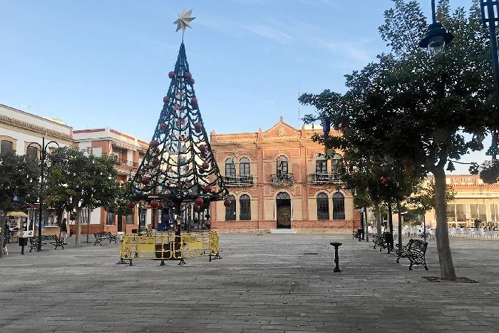 San Juan del Puerto recibe más de medio millón de euros para prácticas en empresas