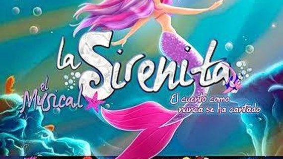 Trigueros inunda a sus pequeños esta Navidad con el musical 'La Sirenita'