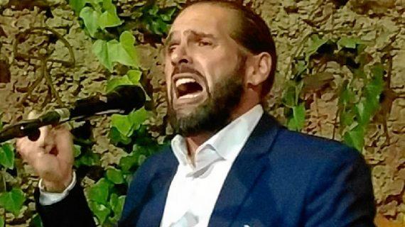 'El Wilo del Puerto' ofrecerá un recital flamenco en la Tertulia de las Colonias