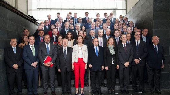 Antonio Ponce entra a formar parte del nuevo comité ejecutivo y el pleno de la Cámara de Comercio de España