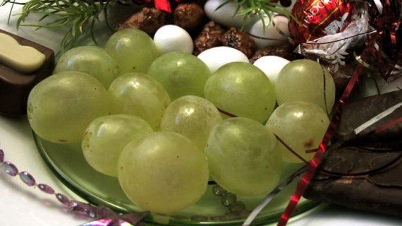 Comer 12 uvas en Nochevieja, una tradición con historia
