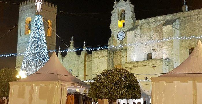 Villalba del Alcor celebra la navidad ensalzando su belleza patrimonial