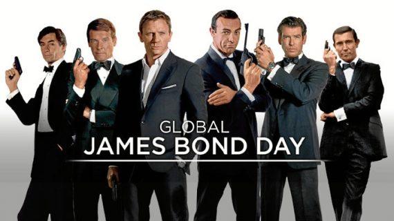 ¿Cuál es el James Bond más popular?
