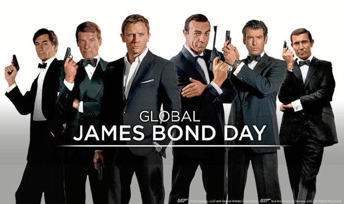 Cuál es el James Bond más popular? - Huelva Buenas Noticias