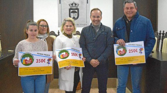 Entregados los VII Premios de la Campaña 'Compra en Hinojos'