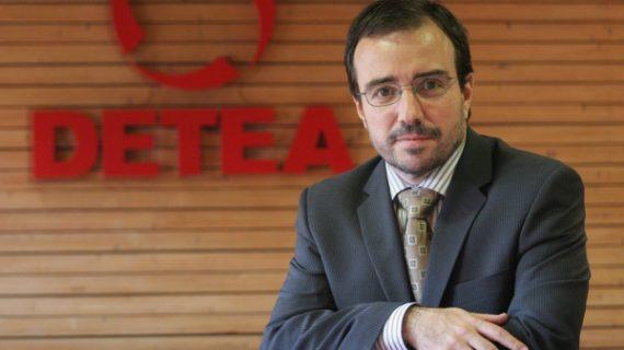 Arturo Coloma: 'la buena noticia sería llegar a Huelva en Ave en tres horas desde Madrid y media hora desde Sevilla'