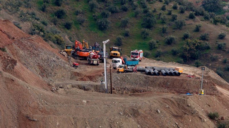 El minero y brigadista Anibal González homenajea a los profesionales involucrados en el caso Julen