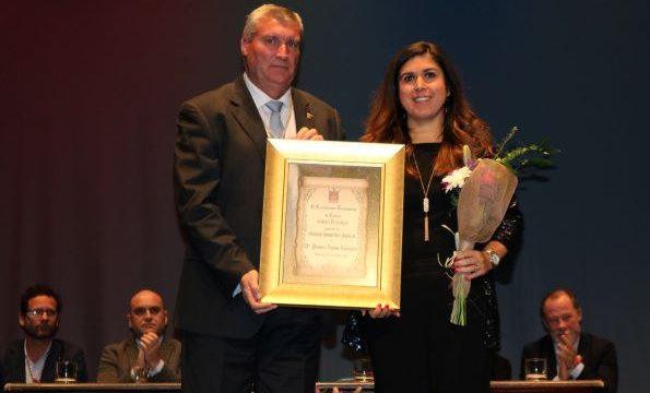 Solemne y emotivo acto de Honores y Distinciones en Cartaya con motivo de San Sebastián
