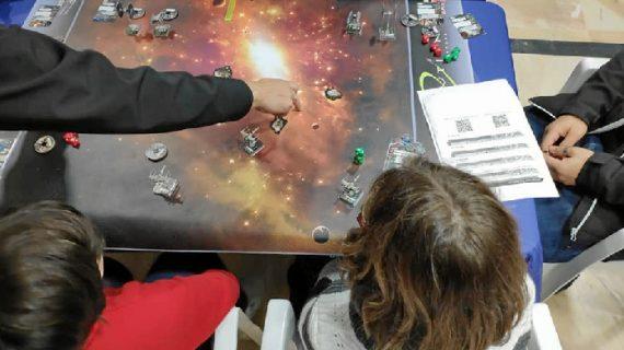 En torno a 600 participantes en las I Jornadas de Juegos de Mesa de Cartaya
