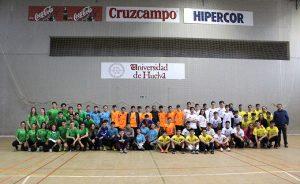 El miércoles comenzó a disputarse la séptima edición de la Uniliada.