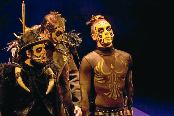Yllana y Primital Bros se unen en una divertida comedia musical a capela en Aracena