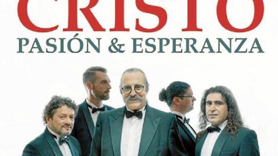 Pascual González y Cantores de Híspalis actúan el 28 de febrero en Paterna del Campo