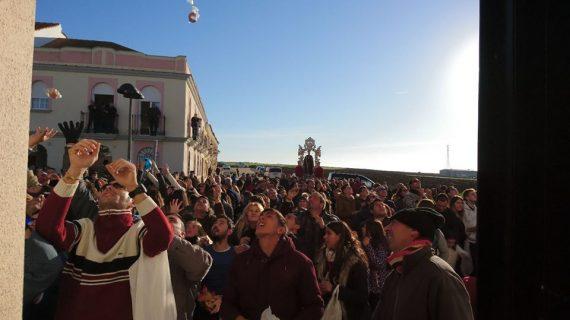 'Calle 5' vuelve a realizar su tradicional tirada durante las fiestas de San Antonio Abad