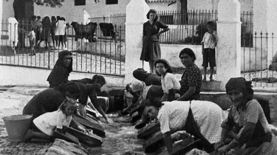 Galaroza recupera su historia de los años treinta