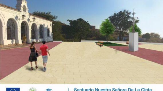 Presentado el proyecto de remodelación del entorno del Santuario de la Cinta