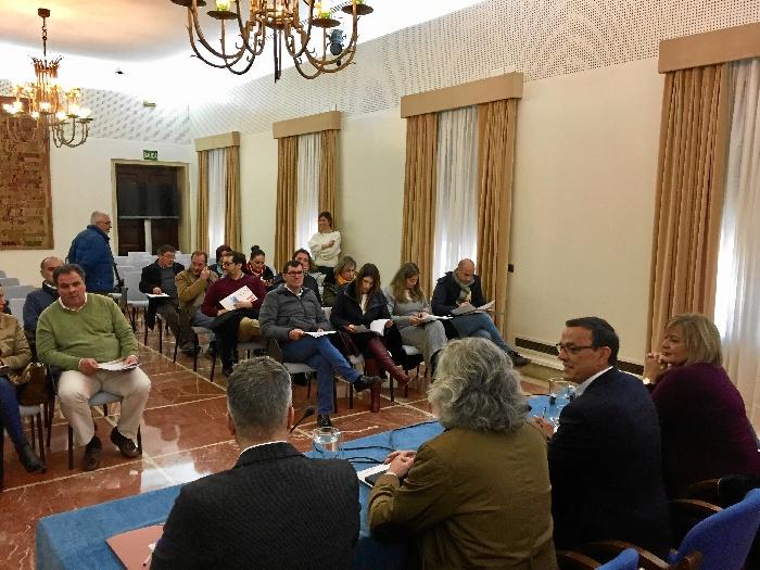 Aprobados los presupuestos para la promoción de Huelva en 2019