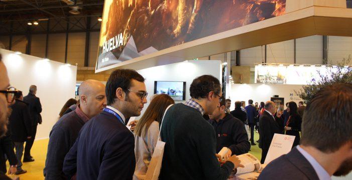 Huelva cierra su participación en Fitur 2019 con un balance muy positivo