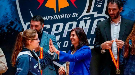 Huelva se cuelga el oro en el Campeonato de España Infantil y Cadete de Selecciones Autonómicas de baloncesto