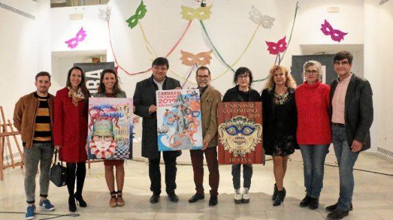 El concurso del Carnaval Colombino repartirá 35.600 euros en premios