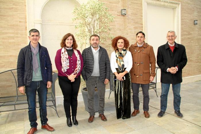 Diputación firma con los Grupos de Desarrollo un convenio para apoyar la formación medioambiental