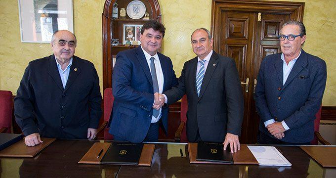 El Ayuntamiento de Huelva aportará 20.000 euros para la próxima Copa del Rey de Tenis