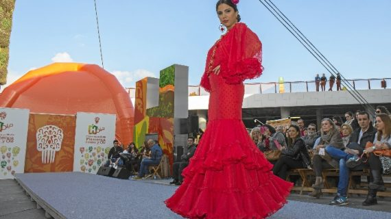 La pasarela 'Holea y Olé' regresa este año de la mano de We love Flamenco