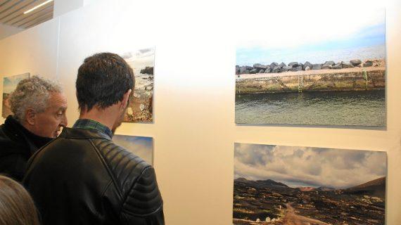 Los alumnos del IES Pablo Neruda exponen su viaje fotográfico a la isla de Lanzarote