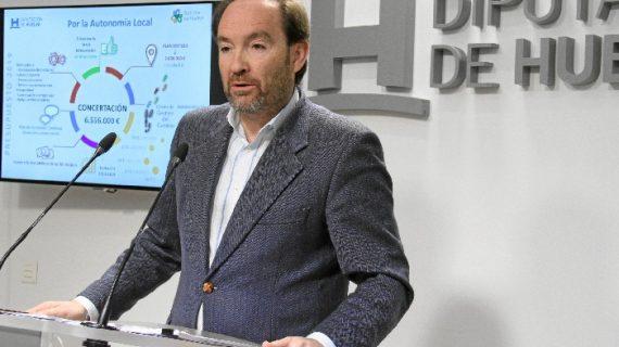 El municipalismo y las políticas sociales, principales objetivos para Huelva en este año