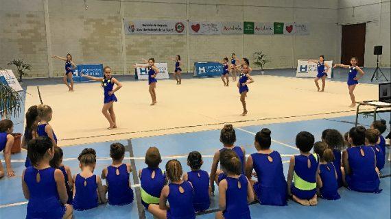 La iniciativa deportiva 'La Provincia en Juego' reúne a unos 2000 jóvenes