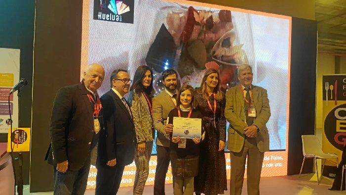 El chef Javier Fuster, nombrado Embajador de la Capital Española de la Gastronomía