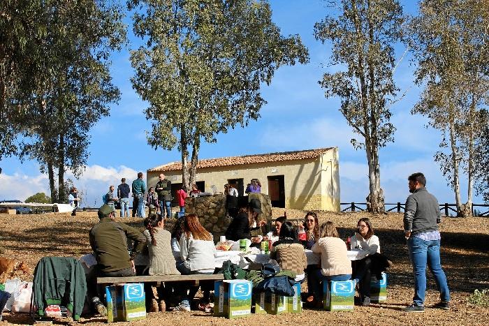 La Palma organiza una jornada de campo para celebrar el día de San Sebastián