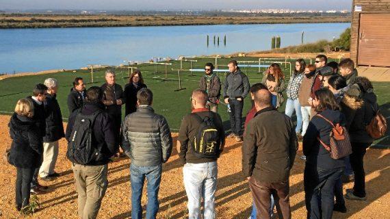 El proyecto del Estuario Norte del Odiel, ejemplo de ordenación de espacios públicos