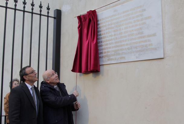 Finalizan las obras de remodelación de la Iglesia de San Sebastián de Higuera de la Sierra