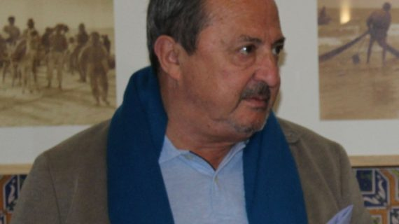 """Huelva rinde homenaje al amigo, historiador e investigador José Luis Gozálvez, """"una persona necesaria"""""""