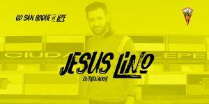 Por fin de hizo oficial el fichaje de Jesús Lino como nuevo técnico del San Roque.