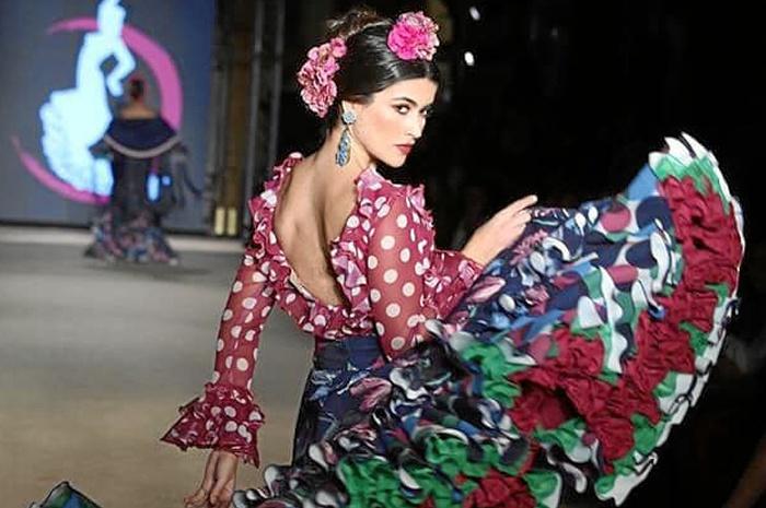Los diseñadores onubenses reafirman su imperio en la séptima edición de 'We love flamenco'