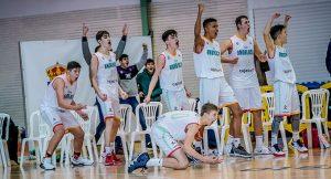 Los equipos de Andalucía brillaron en el primer día de competición. / Foto: Alberto Nevado-LOF FEB.