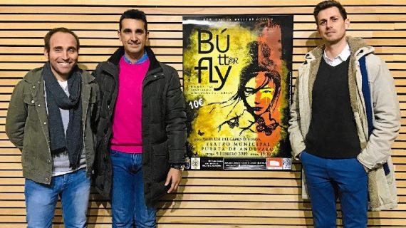 El musical 'Butterfly' llega a Valverde del Camino el próximo 9 de febrero