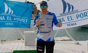 Rubén Gutiérrez, con su triunfo en Denia, suma ya 210 victorias en la categoría Máster D (40-44).