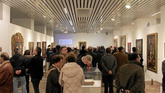 La Sala de la Provincia acoge la exposición 'En la senda de Murillo: Tovar y la Divina Pastora'