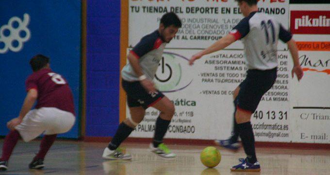 La segunda vuelta en la Tercera División de fútbol sala comienza con una jornada exigente para los equipos de Huelva