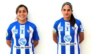 Geraldine Leyton y Bárbara Santibáñez dejan el Sporting de Huelva. / Foto: @sportinghuelva.