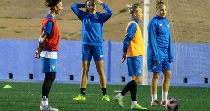 El Sporting Puerto de Huelva inicia la cuenta atrás de su preparación para el decisivo partido ante el Madrid CFF
