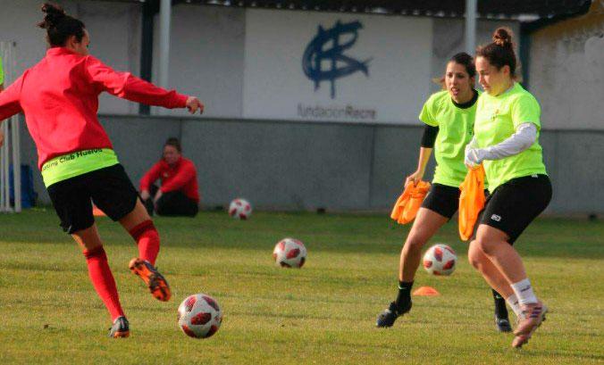El Sporting Puerto de Huelva hace un llamamiento a su afición para la 'final' ante el Madrid CFF