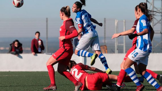 El Sporting Puerto de Huelva necesita más que nunca a su afición en el partido de este martes ante el Real Betis