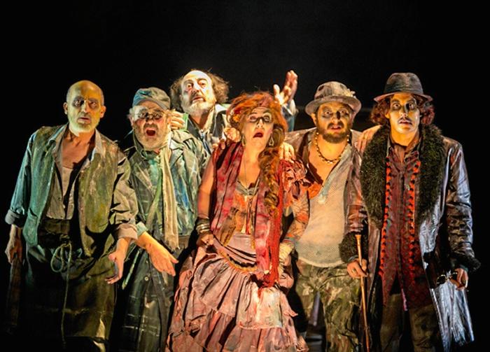 'Luces de Bohemia' y Cristina Medina de '¡Ay Carmela!' ganan los premios del público del XIII Ciclo de Teatro de Otoño de Cartaya
