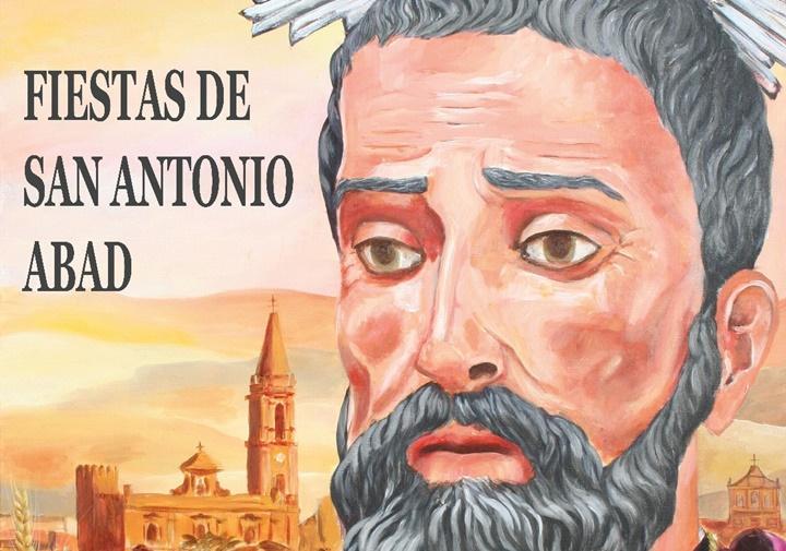 Las fiestas de San Antonio Abad ya cuentan con nuevo cartel