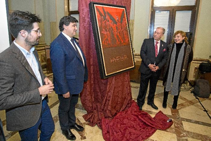 Presentado el cartel de la Semana Santa de Huelva 2019